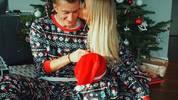 Marco Reus mit seiner frischgebackenen Ehefrau Scarlett Gartmann