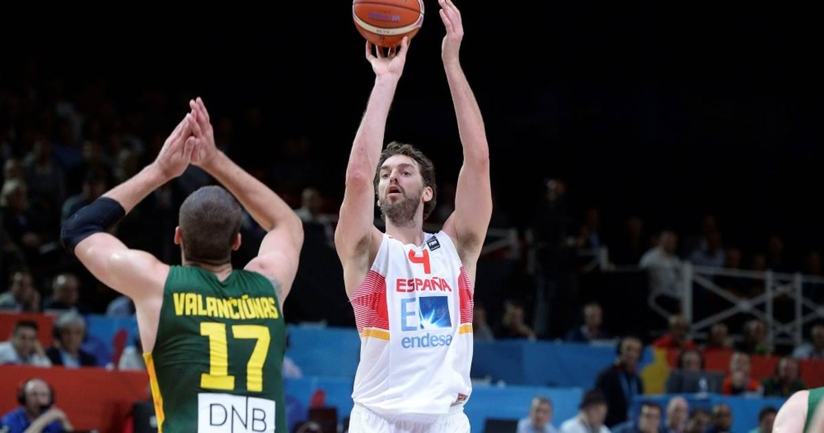 Basketball: Pau Gasol kehrt nach zwei Jahrzehnten zurück nach Barcelona - SPORT1