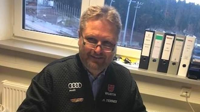 Thomas Grellmann, OK-Chef der Oberhofer Biathlon-Weltcups