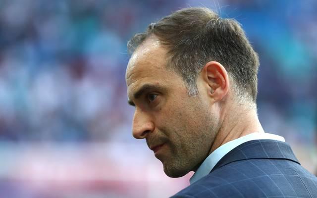 Oliver Mintzlaff hat einen Vertrag bei RB Leipzig bis 2024