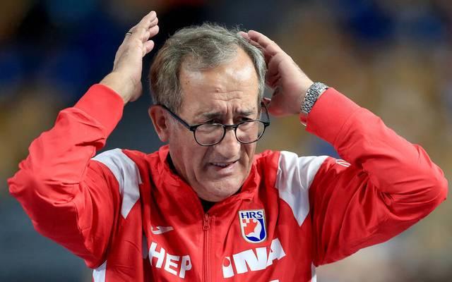 Lino Cervar macht nach der WM Schluss