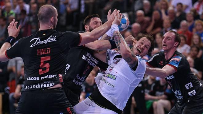 Spiele der Handball-Champions-League werden wohl auch weiterhin im Pay-TV zu sehen sein