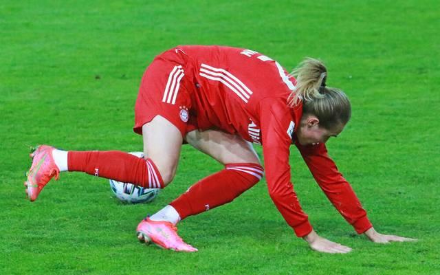 Die Frauen des FC Bayern München haben ihr erstes Saisonspiel verloren