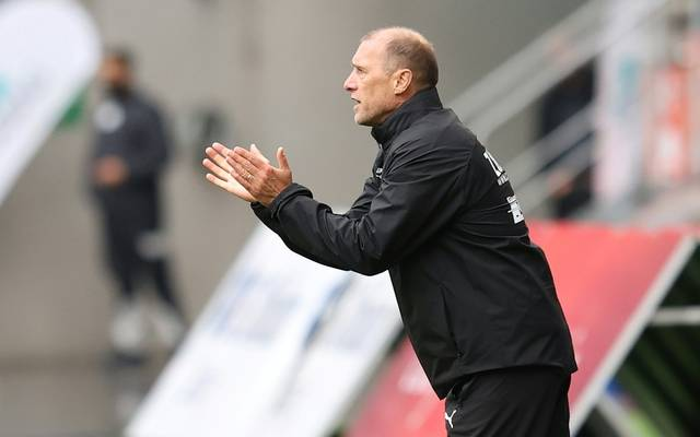 Joe Enochs ist Trainer des FSV Zwickau