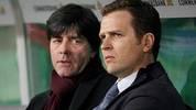An ihm scheiden sich die Geister: Im inzwischen ausgestandenen Machtkampf zwischen DFB und Bundestrainer Jogi Löw gerät vor allem Teammanager Oliver Bierhoff zur großen Reizfigur