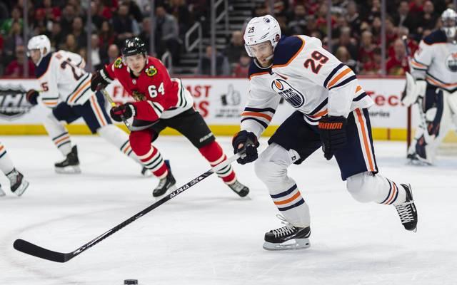 Leon Draisaitl darf bei der Fortsetzung der NHL-Saison auf Heimspiele hoffen