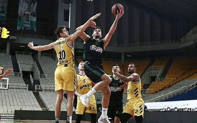 ALBA Berlin stand gegen Anadolu Istanbul in der EuroLeague auf verlorenem Posten