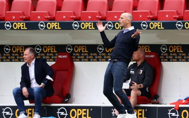 Heiko Herrlich sorgte zuletzt mit Schiedsrichterkritik für Wirbel
