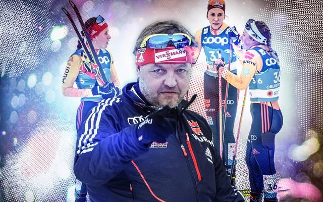 Ex-Bundestrainer Jochen Behle erklärt, was im deutschen Langlauf falsch läuft
