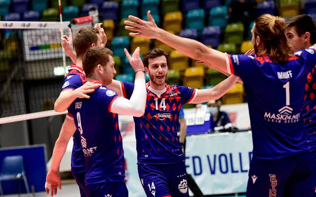 Die United Volleys Frankfurt konnten erst kürzlich den ersten Pokalsieg ihrer Vereinsgeschichte feiern