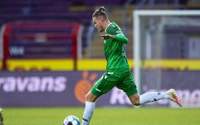 Marvin Ducksch soll Hannover zurück in die Erfolgsspur schießen