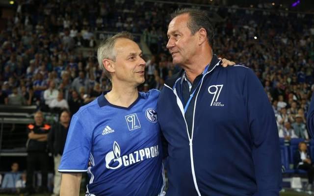 Olaf Thon und Huub Stevens haben den FC Schalke im Blut