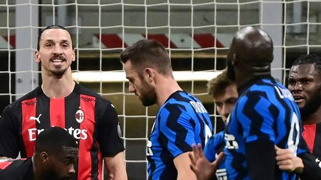 Ibrahimovic und Lukaku mit Geldstrafen belegt