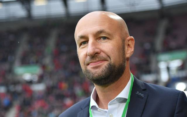 Klaus Hofmann ist Präsident vom FC Augsburg