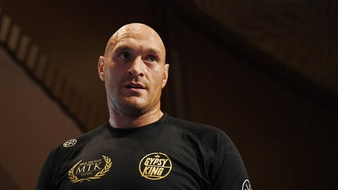 Tyson Fury gibt zu, Selbstmordgedanken gehabt zu haben