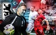 Toto-Pokal 1860 - Türkgücü ab 20.15 Uhr LIVE auf SPORT1
