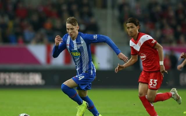 Palko Dardai (l.) verlässt die Hertha nach zehn Jahren