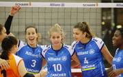 Volleyball / Frauen Champions League