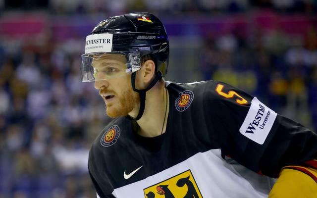 Korbinian Holzer spielt seit 2010 in der NHL