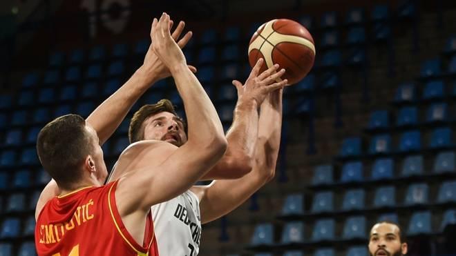 Deutschland unterlag Montenegro in der EM-Qualifikation