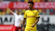 Jadon Sancho besitzt beim BVB noch einen Vertrag bis 2022