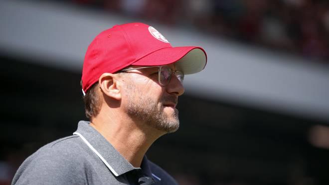 Sascha Hildmann trainierte bis September den 1. FC Kaiserslautern