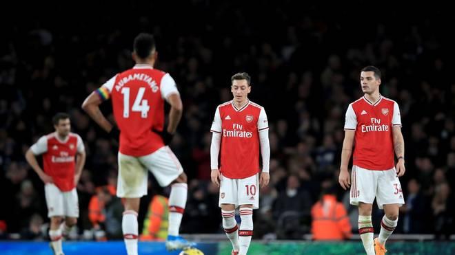 Nächster Rückschlag für Arsenal