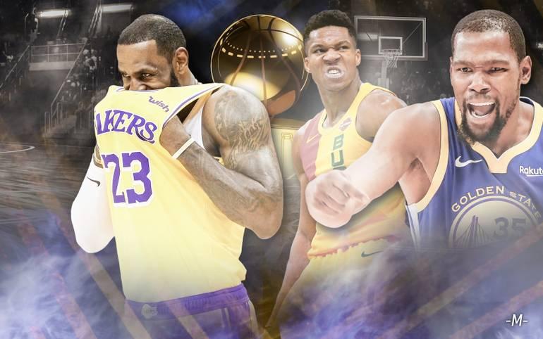 Die All-Star-Pause ist vorüber und die NBA nimmt wieder Fahrt auf. Wer sichert sich die Playoff-Plätze und wer schenkt die Saison bereits ab? SPORT1 macht das große NBA-Ranking