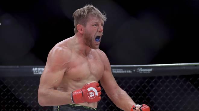 Jake Hagers dritter MMA-Fight bei Bellator endete ohne Sieger