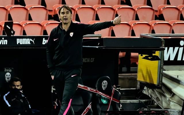 Trainer Lopetegui verlängert in Sevilla