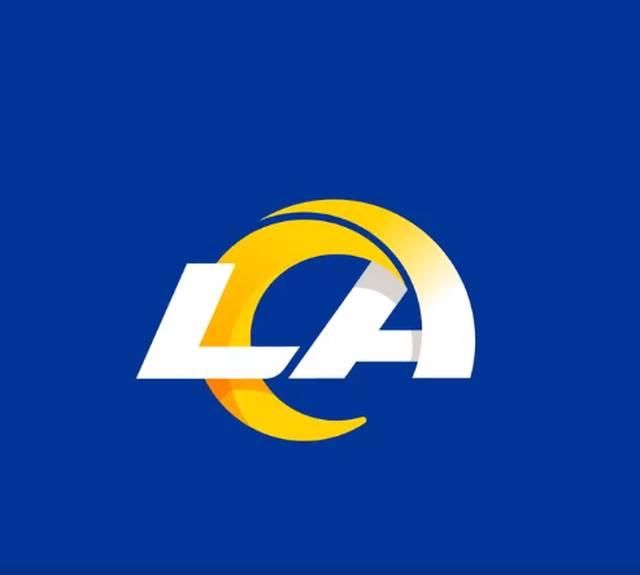 Das neue Logo der Los Angeles Rams stößt auf wenig Gegenliebe