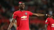 Manchester United wollte Pogba im Sommer nicht gehen lassen