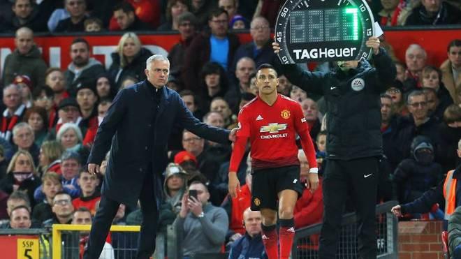 Alexis Sánchez wollte nach erstem United-Training zurück zu Arsenal