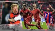 FC Bayern in Champions League und Europa League nach Remis