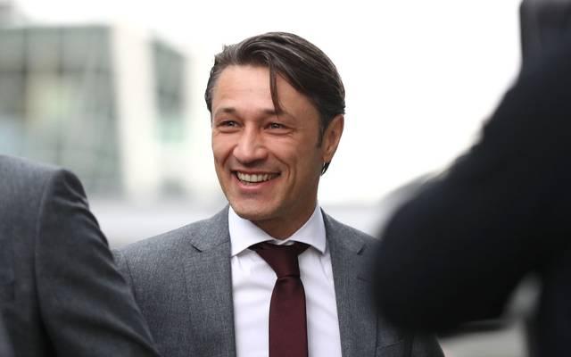 Niko Kovac hält sich zurzeit in England auf