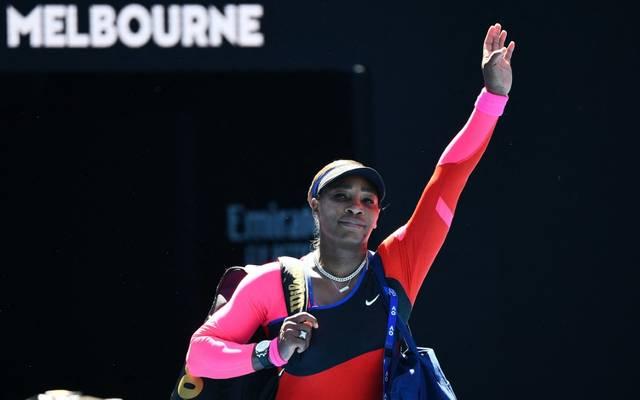 Tennisstar Serena Williams unterstützt Herzogin Meghan