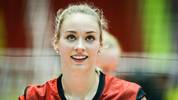 FIVB Volleyball Nations League 2018 - Barueri - Day 1 im Alter von 24 Jahren hat Louisa Lippmann zum ersten Mal den Schritt ins Ausland gewagt. In Italien spielt sie für Il Bisonte Firenze