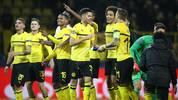 GRUPPE A: Es sieht gut aus für Borussia Dortmund. Trotz der 0:2-Niederlage bei Atletico Madrid befindet sich der Tabellenführer der Bundesliga mit neun Punkten klar auf Kurs Gruppensieg. Dafür sind jedoch zwei Siege – am Mittwoch gegen Brügge und am letzten Spieltag in Monaco – nötig