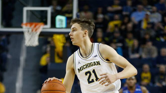 Franz Wagner wechselte im Juli 2019 an die University of Michigan