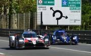 Motorsport / 24 Stunden von Le Mans