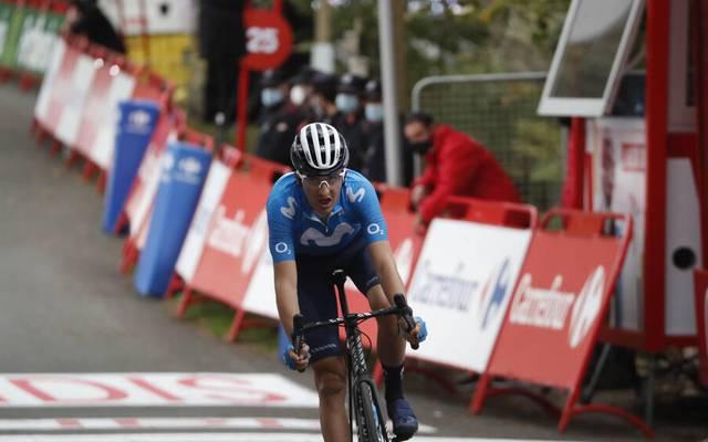 Marc Soler gewann die zweite Etappe