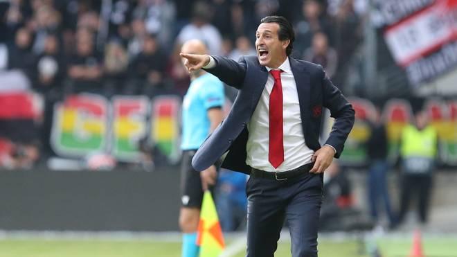Unai Emery trainiert zuletzt den FC Arsenal