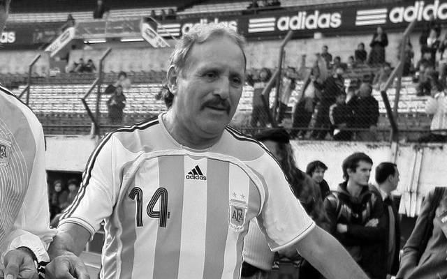 Argentinien trauert um Angreifer Leopoldo Luque