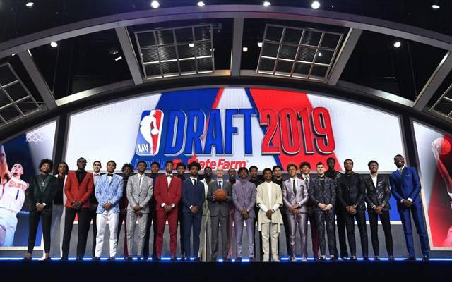 Der NBA-Draft 2019 ging noch ganz normal über die Bühne, Termin und Form der 2020er-Ausgabe stehen in den Sternen