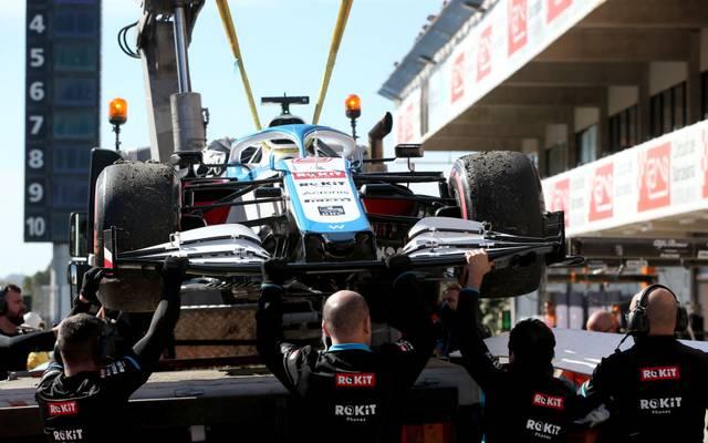 Das Williams-Team steht zum Verkauf
