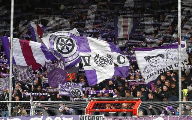 Die Fans des VfL Osnabrück handeln dem Klub eine Geldstrafe vom DFB-Sportgericht ein