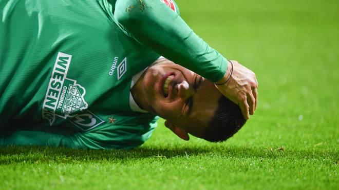 Milot Rashica steckt mit Werder Bremen tief in der Krise