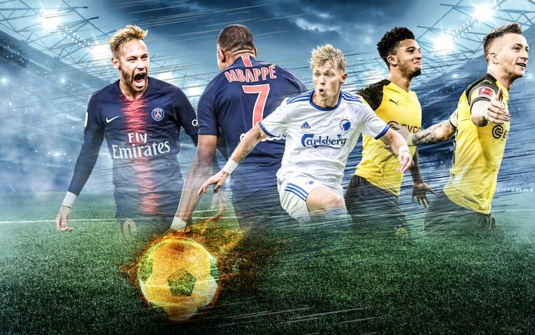 Unter den besten Angriffsreihen Europas tummeln sich die PSG-Stars Mbappe und Neymar sowie das Dortmunder Duo Reus-Sancho, aber auch ein früherer Mainzer kann mit seinem Sturm-Partner mithalten. SPORT1 zeigt die besten Scorer-Duos in Europa zum Durchklicken.