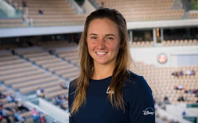 Nadia Podoroska schaffte es über die Qualifikation zu den French Open 2020