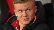 Erling Braut Haaland traf sich mit Ole Gunnar Solskjaer von Manchester United